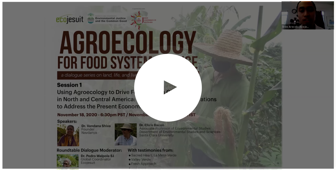 Agroecology For Food System Change – Using Agroecology to Drive Food System Change in North and Central America: Responses and Collaborations to Address the Present Economic-Ecological Crisis