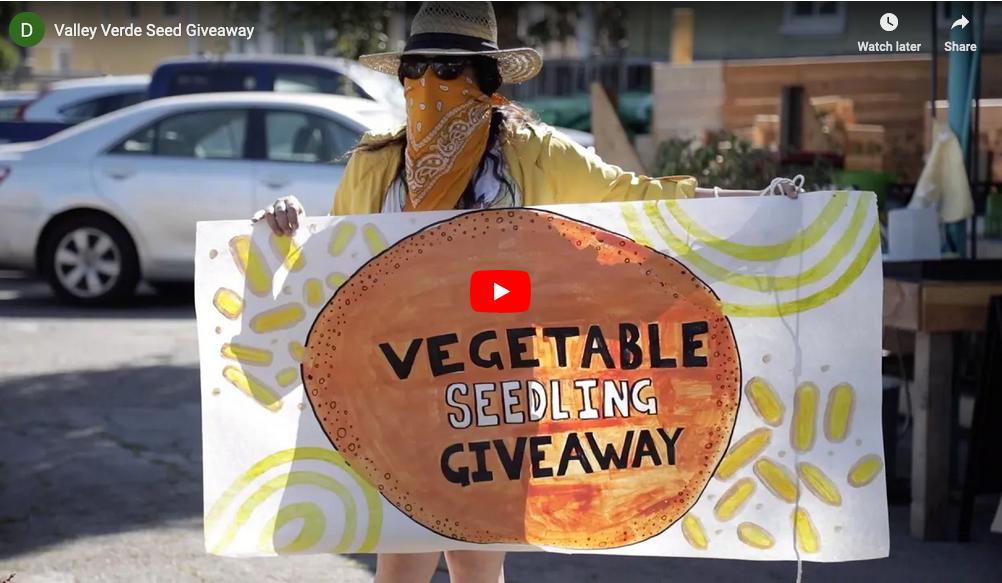 Valley Verde Seed Giveaway